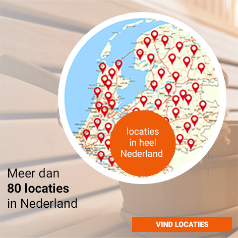 80 acceptanten Nederlandse Sauna Cadeaubon