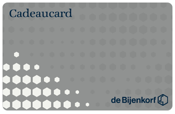 Bijenkorf Cadeaucard