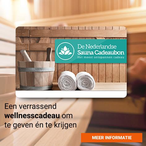 Meer Informatie Over De Nederlandse Sauna Cadeaubon