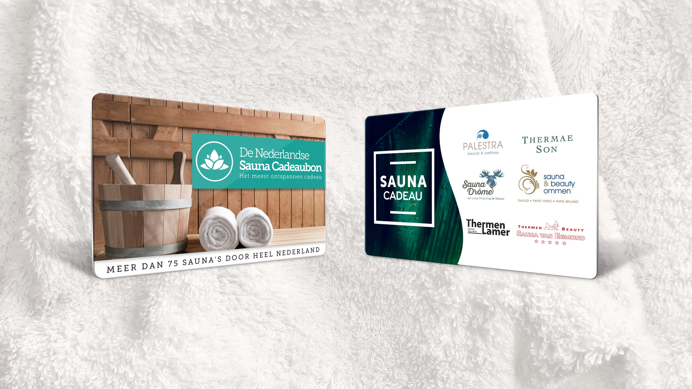 Geef Sauna Cadeau
