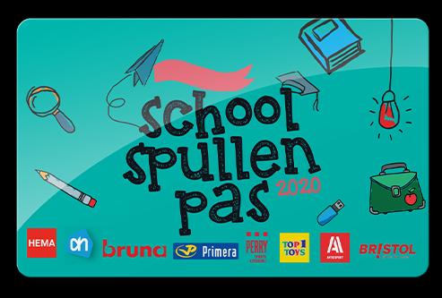 Schoolspullenpas  2020
